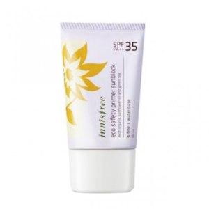 Солнцезащитный крем Innisfree  Eco Safety No Sebum Sunblock SPF 35 фото