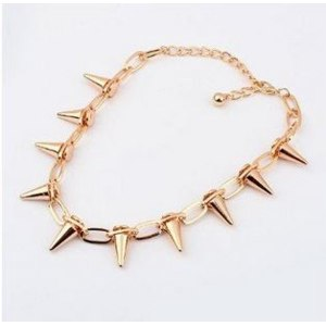 Ожерелье Aliexpress Min.order is $10 (mix order), European and American style, fashion bullet necklace, cheap, welcome to place an order!X00024 фото