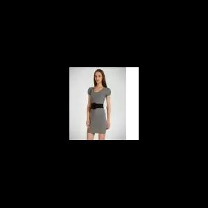 Платье Gloria Jeans Свитерное с широким поясом фото