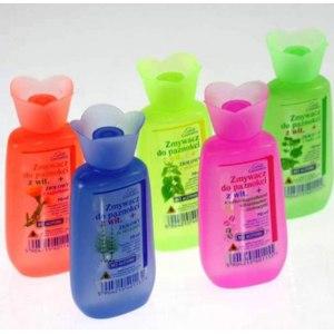 Жидкость для снятия лака Editt Cosmetics Zmywacz do paznokci z wit. E+A z mikrokapsulkami witaminiwo-ziolowymi BEZ ACETONU фото