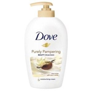 Жидкое крем-мыло Dove Объятия нежности масло ши и пряная ваниль фото