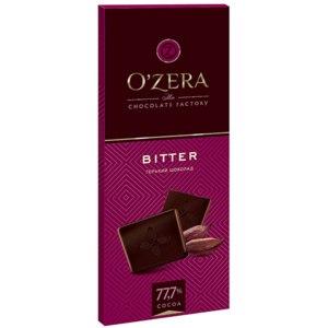 Шоколад Озерский сувенир O'ZERA Горький 77,7% фото