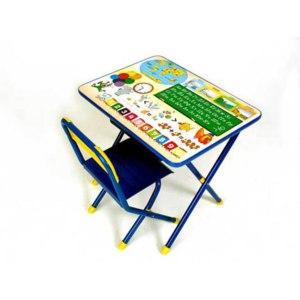 Набор мебели Дэми стол и стульчик фото