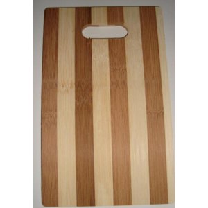 Доска разделочная FixPrice из бамбука фото