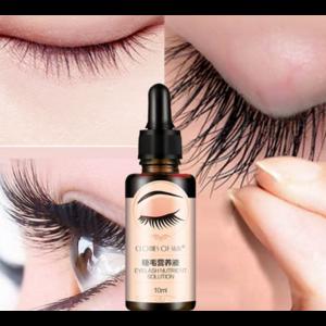 Сыворотка для роста ресниц и бровей Aliexpress Eyelash Growth Serum Liquid Enhancer Longer Fuller Thicker Lashes Eyelashes Nourishing Moisturizing Eye Care CLOTHES OF SKIN фото
