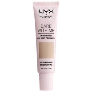 BB крем NYX Professional Makeup ВВ-крем Bare With Me Tinted Skin Veil фото