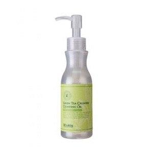 Гидрофильное масло It's Skin  Green Tea Calming Cleansing Oil  фото
