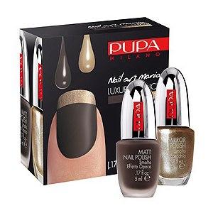 Лак для ногтей Pupa Nail art mania luxury french фото