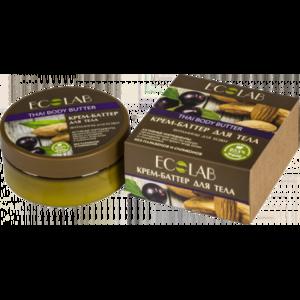 Крем-баттер для тела ECOLAB Thai body butter Витамины для кожи фото