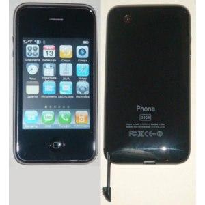 Phone (китайский клон iPhone) i9 3G 32Gb фото