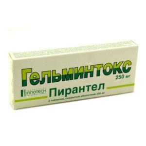 Противопаразитарное средство Innotech Гельминтокс фото