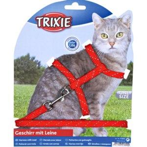Шлейка кошачья Trixie для кошек фото