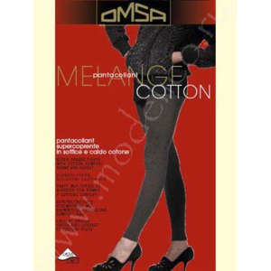 Леггинсы Omsa Melange Cotton Pantacollant фото