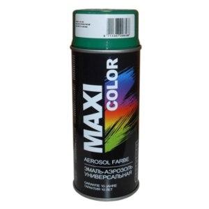Эмаль-аэрозоль универсальная Maxi Color фото