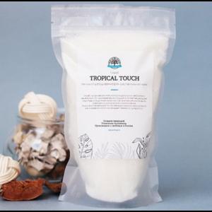 Скраб для тела Epsom.pro с кокосовым молоком TROPICAL TOUCH  фото