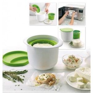 Аппарат для приготовления домашнего творога и сыра Bradex Нежное лакомство фото