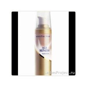 макс фактор тональный крем для зрелой кожи