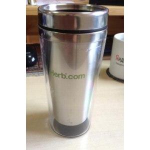 Термокружка IHerb Goods Travel Coffee Mug фото