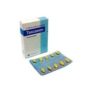 Нестероидное противовоспалительное средство АСФАРМА-РОС Тексамен фото