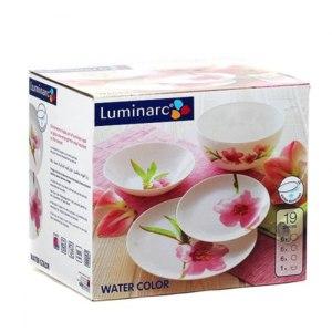 Набор посуды LUMINARC WATER COLOR фото