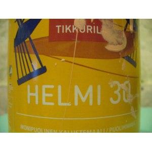 Tikkurila Helmi 30 (Тиккурила Хелми) краска для мебели фото