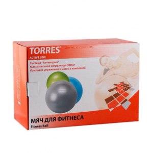 Мяч для фитнеса Torres AL100165 фото