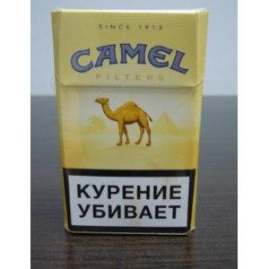сигареты кэмел желтый купить в
