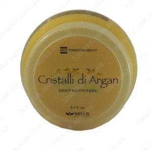 Маска для поврежденных волос Brelil с био маслом Аргана  фото