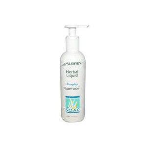 Гель для душа Aubrey Organics Everyday Body Soap Herbal Liquid фото