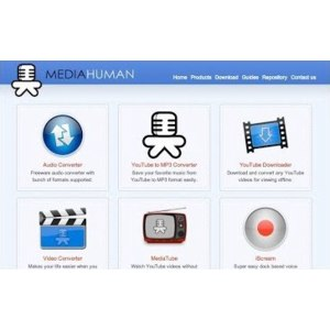 Сайт mediahuman.com фото