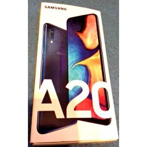 Мобильный телефон Samsung Galaxy A20 фото