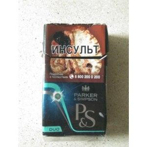 Сигареты паркер симпсон с кнопкой купить купить эл сигареты