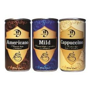 Кофе  Let's Dream Americano, Mild,Cappuccino фото