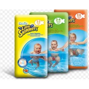 Подгузники-трусики Huggies Little Swimmers фото