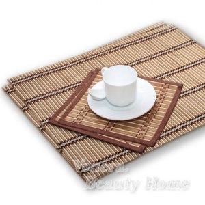Салфетка под тарелку Bamboo из бамбука фото