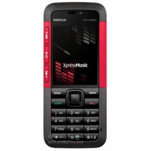 Nokia 5310 XpressMusic фото