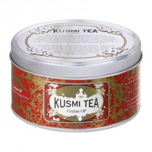 Черный чай KUSMI OP CEYLON LARGE LEAF CEYLON BLACK TEA фото