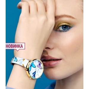 Часы женские наручные кварцевые Avon Милана арт. 28160 фото