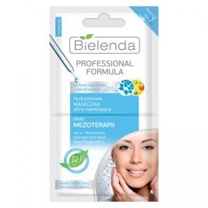 Маска для лица Bielenda ультра-увлажняющая эффект мезотерапии фото