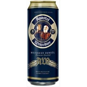 """Пиво """"Apostel"""" Weissbier Dunkel фото"""
