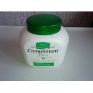 Комплимент Mega volume Усиливающий комплекс для тонких и непышных волос фото