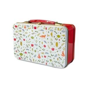 Органайзер Ив Роше / Yves Rocher Рождественский (новогодний) сундучок/чемоданчик фото