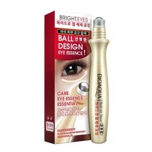 Ролик от черных кругов под глазами Aliexpress  15 ml Practical Anti-Wrinkle Dark Circle Aging Collagen Eye Cream Firming Essence фото