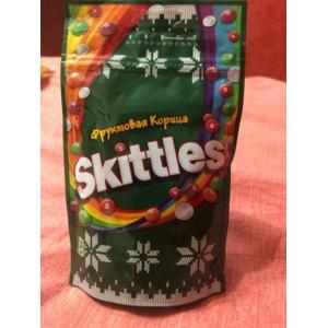 """Конфеты глазированные Mars Skittles """"Фруктовая корица"""" фото"""
