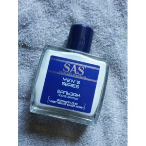Бальзам после бритья SAS selective cosmetics Men's series фото