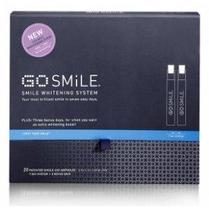 Отбеливание зубов   Домашняя система Go Smile, 20 капсул фото