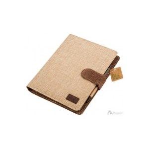 Блокнот А5 и шариковая ручка. Lejoys, серия: Cotton&Linen Артикул 070208 фото