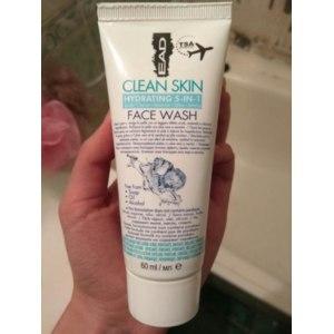 Лосьон для лица EAD (European American Design) Clean Skin Hydrating 5-IN-1 Face Wash фото