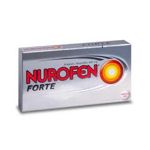 Таблетки Nurofen FORTE нестероидный противовоспалительный препарат фото