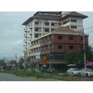 Naris Art Hotel 3*, Таиланд, Паттайя фото